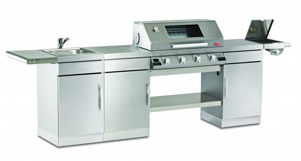 Кухня BeefEater Discovery 1100s 5 burner FULL
